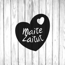 "Sello ""Maite Zaitut"""